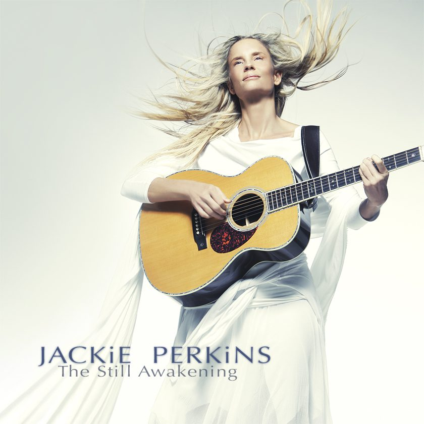 Copertina della produzione discografica con Jackie Perkins