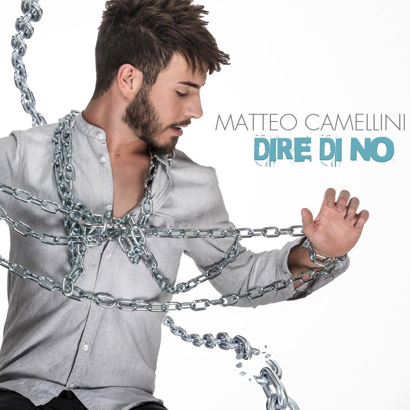 Copertina della produzione discografica con Matteo_Camellini