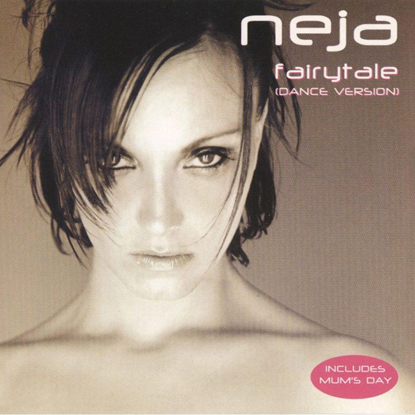 Copertina della produzione discografica con Neja Fairytale Rmx
