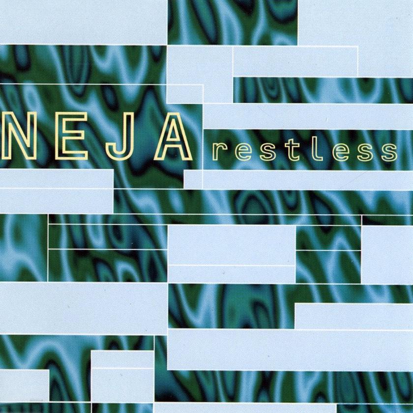 Copertina della produzione discografica con Neja