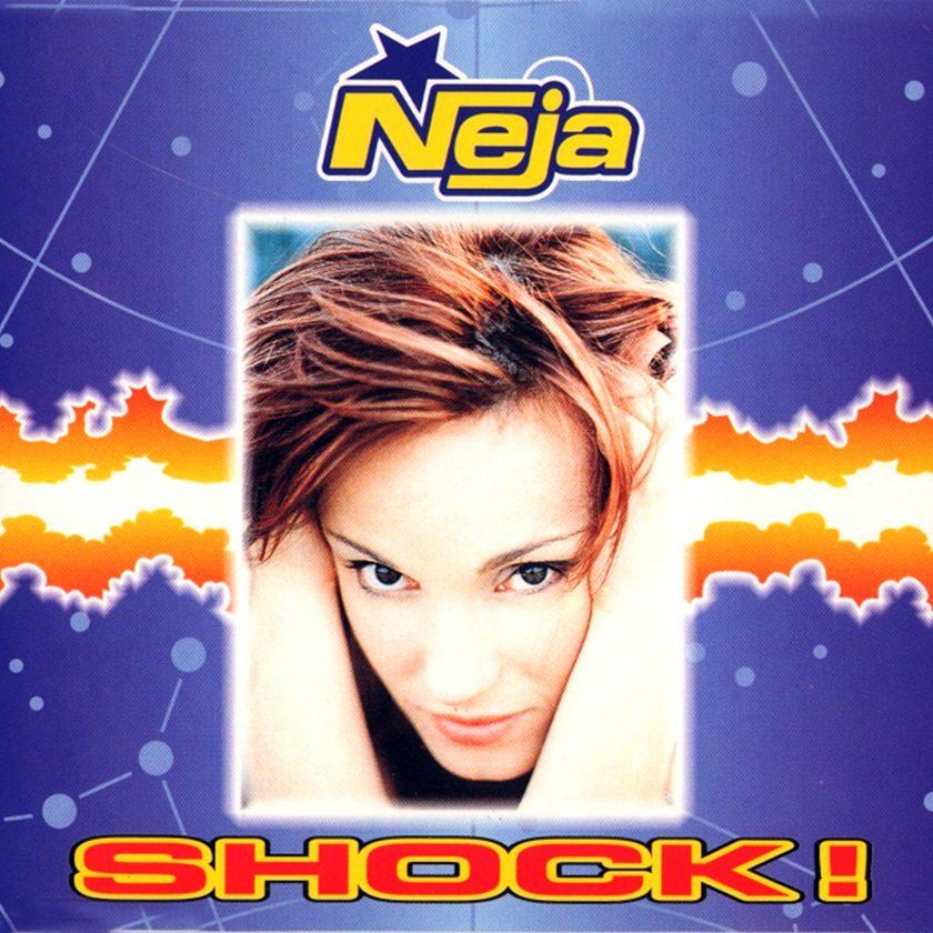 Copertina della produzione discografica con Neja Shock