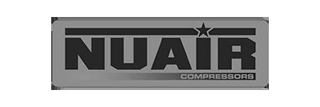 Logo compressori Nuair