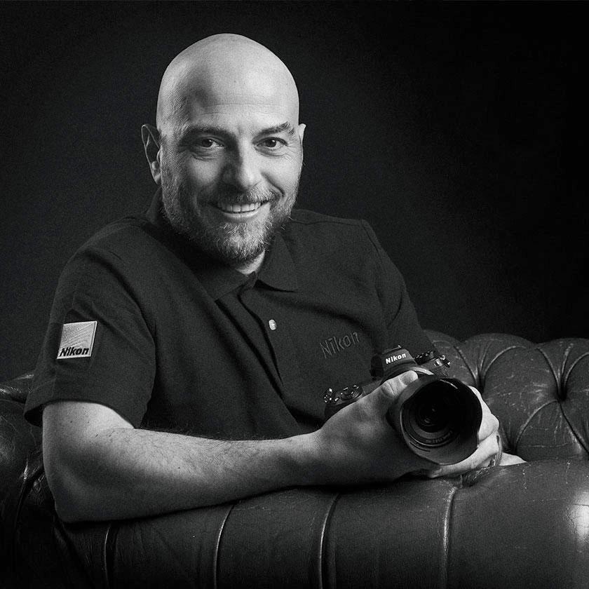 Fotografia di Paolo Cilli, team della casa produzione Soundless Studio.